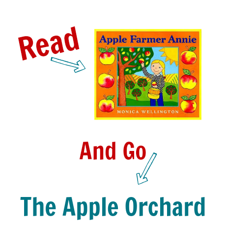 Read and Go Apple Orchard