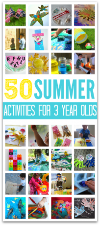 3 year old activities
