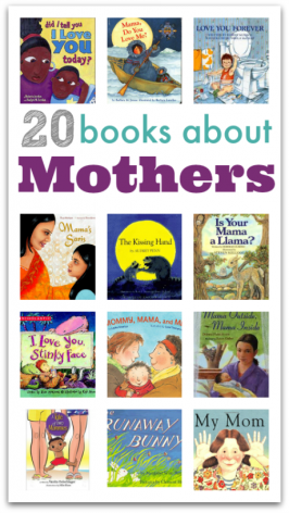 Picture Books About Mothers