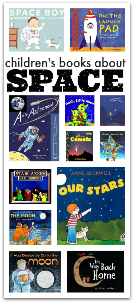 space books for kids