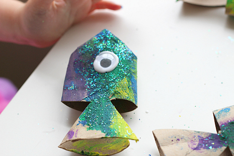 fish craft for daycare