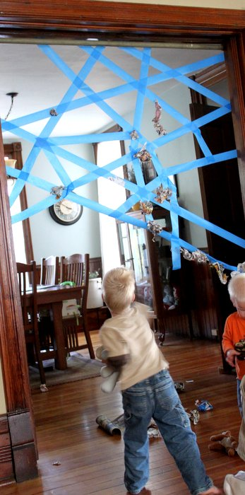 Rainy Day Fun Indoor Gross Motor Activities No Time For Flash Cards