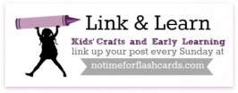 Crafts and Activities For Kids { Link Up! }