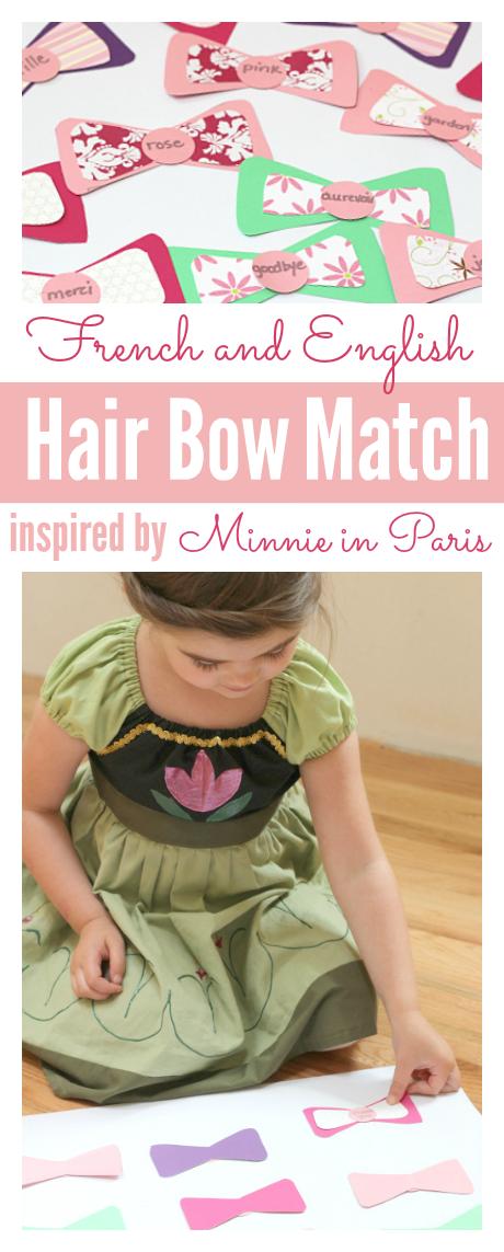 Minnie In Paris book