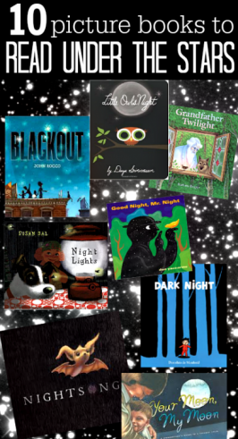 10 Great Books To Read Under The Stars with Scholastic Summer Reading Challenge