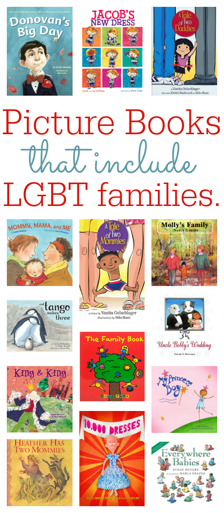 lgbt picture books   books about families with lesbian
