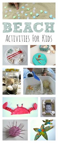 beach activity daycare