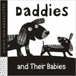 father's day book daddies and their babies