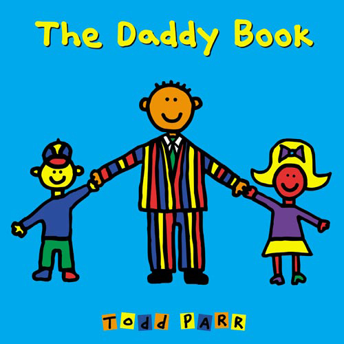 father's day books daddy book