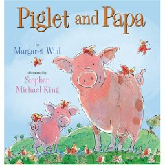 father's day books pig and piglet