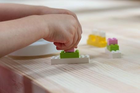 lego challenge for preschool