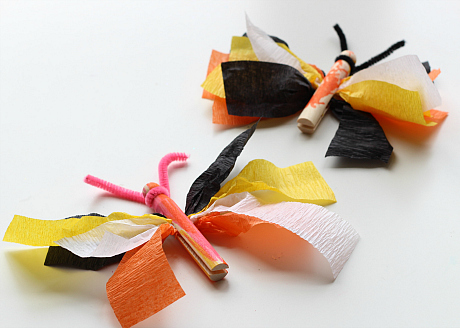 Monarch Butterfly Craft For Kids No Time For Flash Cards