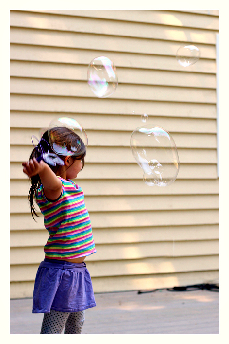 big bubbles