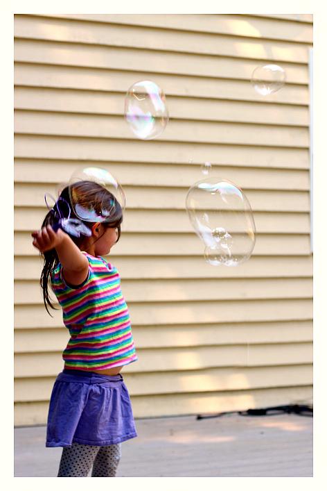 big bubbles