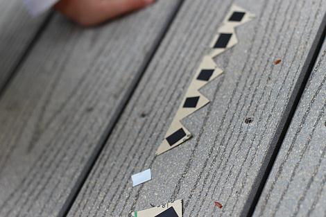 magnetic sand castle for kids
