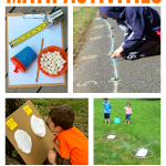 Outdoor Math Activities For Kids