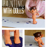 Painting With Dolls