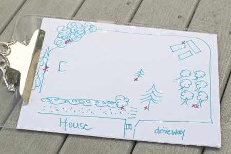 safari map for kids