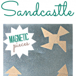 Magnetic Sandcastle