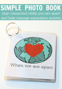 separation anxiety tools for kids