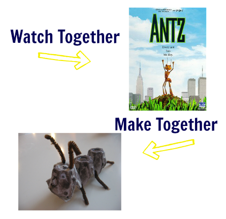 watch & make antz