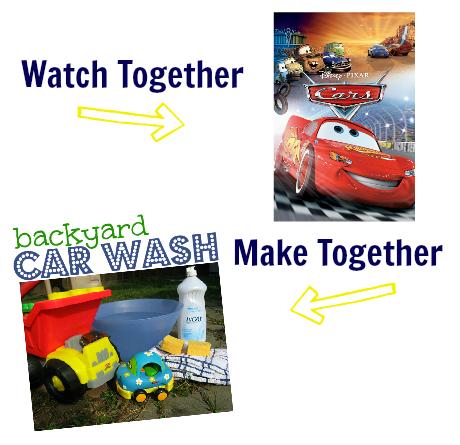 watch & make cars