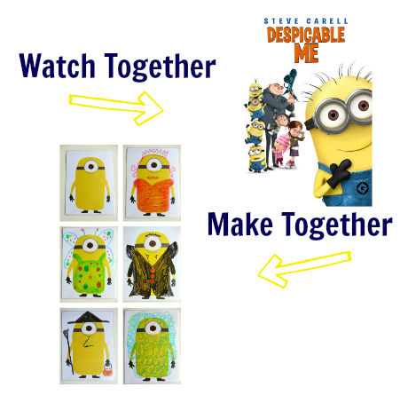 watch & make despicable me
