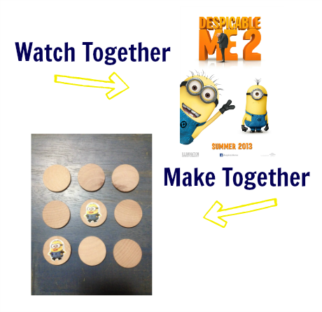 watch & make despicable me 2
