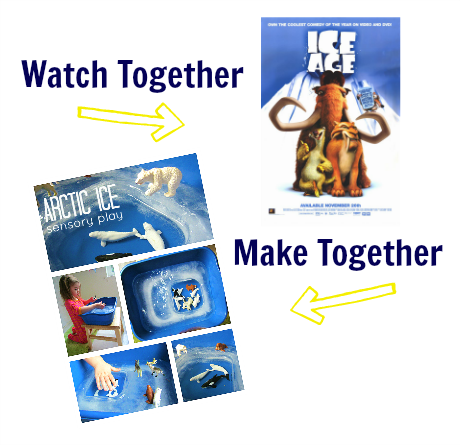 watch & make ice age activity