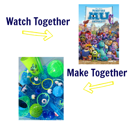 watch & make monster's university