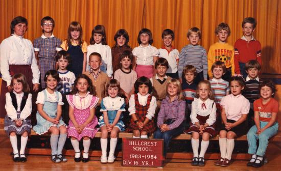 1983 Allie School Pic2