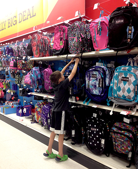 Ways To Survive Back To School Shopping with Target {Sweepstakes!}