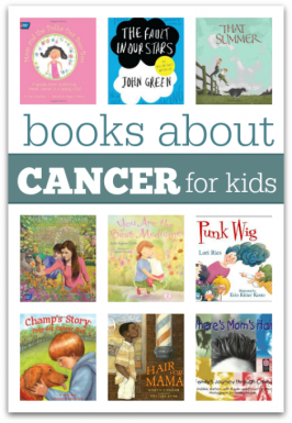 Books About Cancer For Kids