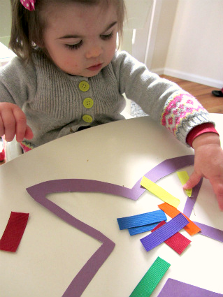 easy toddler crafts