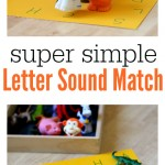 Super Simple Letter Sounds Matching