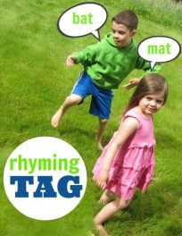 rhyming tag cover