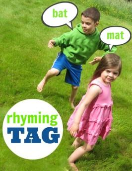 Rhyming Activities For Kids
