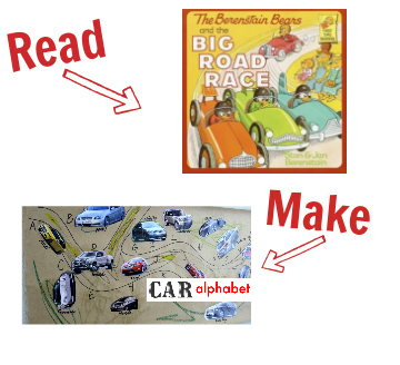 Read and Make Cars & Trucks 2