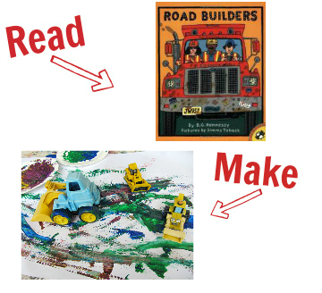 Read and Make Cars & Trucks 4