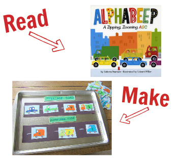 Read and Make Cars & Trucks 6