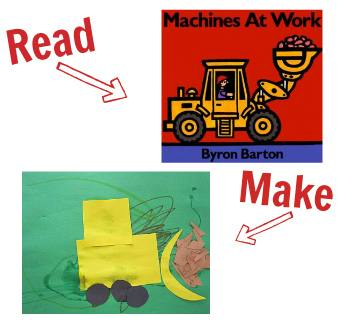 Read and Make Trucks 1