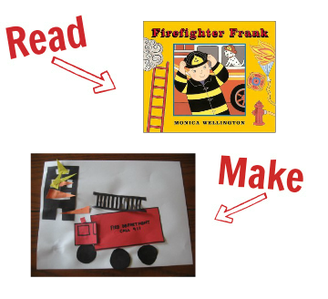 Read and Make cars and trucks 10