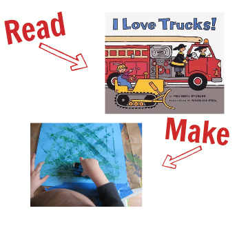 Read and Make cars and trucks 15