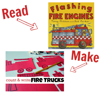 Read and Make cars and trucks 7