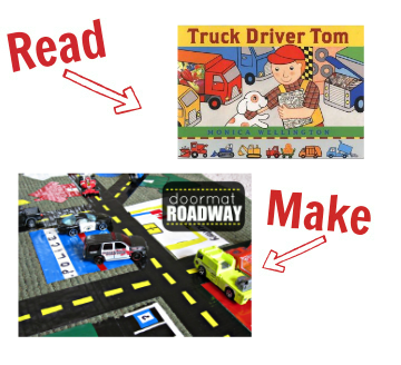 Read and Make cars and trucks 8
