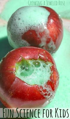 apple eruptions