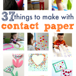 37 Things To Make With Contact Paper