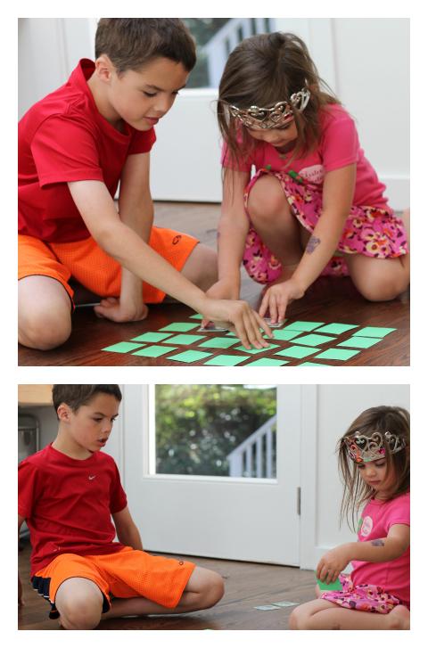 emotion game for children