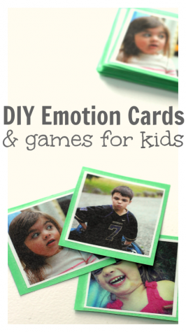 DIY Emotional Intelligence Card Games For Kids