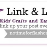 Link & Learn – Kids Crafts and Learning Linky